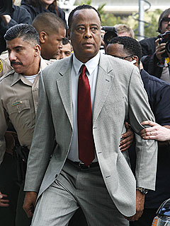 Conrad Murray, Michael Jackson's Doctor, on Trial for Manslaughter