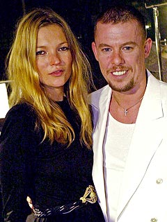 Kate Moss Devastated over Alexander McQueen's Death