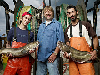 Deadliest Catch's Josh Harris Cried Watching Dad's Last Days