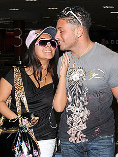Snooki Dumped Me in a Voicemail, Says Boyfriend