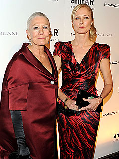 Natasha Richardson Remembered at Gala in New York | Vanessa Redgrave
