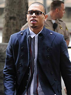 Chris Brown: 32 Days of Hard Labor and Counting | Chris Brown