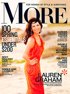 Lauren Graham Feels Successful Being Single