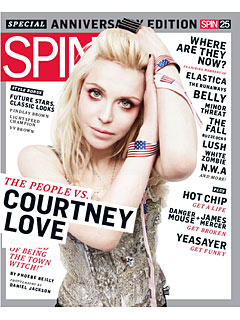 Courtney Love: I'm Not Suicidal