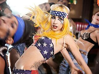 FIRST PHOTOS: Lady Gaga's 'Telephone' Video| Lady Gaga