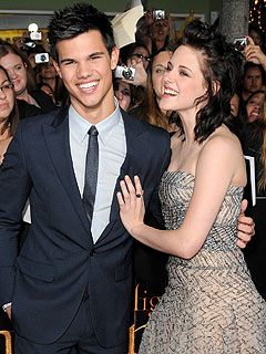Kristen Stewart and Taylor Lautner Heading to the Oscars
