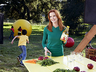 Marcia Cross Is One 'Sneaky' Mom