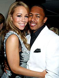 Mariah Carey & Nick Cannon Celebrate at Blue-and-Pink Baby Shower