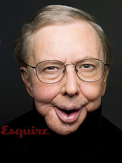 Roger Ebert Silenced by Jaw Cancer, Surgery