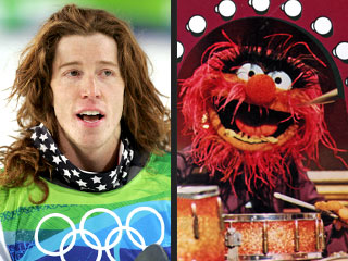 POLL: What Do You Think of Shaun White's New Muppet-Inspired Nickname?