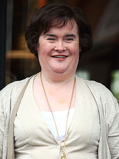 Susan Boyle Cancels DWTS Performance Due to Sore Throat
