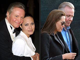 INSIDE STORY: How Angelina and Dad Jon Voight Are Healing Their Rift | Angelina Jolie, Jon Voight