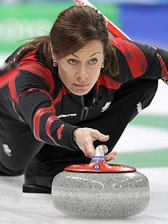 Hot women of curling — photo 3