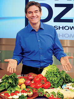 New Year's Resolution Strategies from Dr. Oz