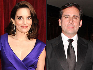 Comedians Steve Carell, Tina Fey to Present at Oscars