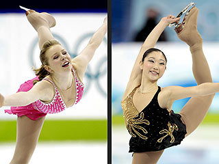 10 Things You Didn't Know About Skaters Rachael Flatt & Mirai Nagasu
