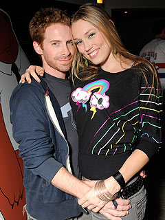 Newlyweds Seth Green & Clare Grant in No Rush for Kids – Yet