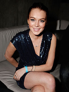 Lindsay's Wild Week: Partying – and Two Near Run-ins with Ronson | Lindsay Lohan