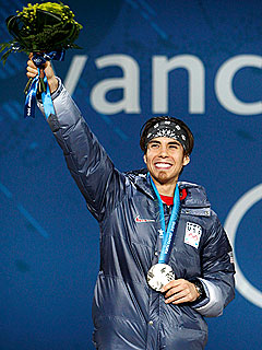 Apolo Ohno Sheds 16 Lbs. But Wins Eight Medals | Apolo Anton Ohno