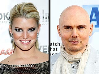 Billy Corgan: Jessica Simpson Is 'Worth Loving' | Billy Corgan, Jessica Simpson