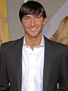 Evan Lysacek Is Willing to Endure Spray Tans for DWTS