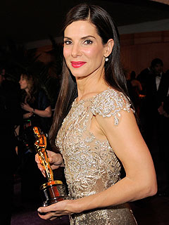 Sandra Bullock: Oscar Was Never in the Game Plan