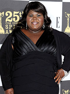 Gabourey Sidibe&#39;s New Celeb Crush &#8211; No, Not Justin Timberlake!