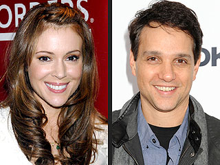 Alyssa Milano, Ralph Macchio Tweet About Corey Haim
