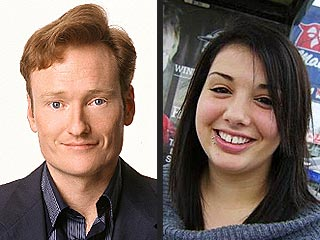 Couple to Get Fairy Tale Wedding Thanks to Conan O'Brien