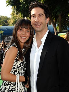 Baby on the Way for David Schwimmer! | David Schwimmer