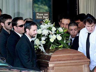 Corey Haim Remembered at Family Funeral in Toronto | Corey Haim