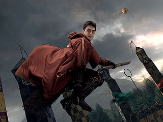 Pottermore Unveiled! J.K. Rowling Launches New Web Site