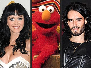 Katy Perry in Love with Another Man? No, Just a Muppet