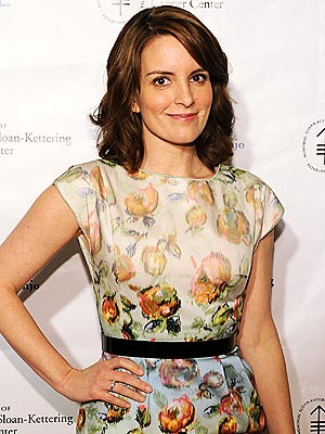 tina fey 300 Tina Fey Welcomes Daughter Penelope Athena