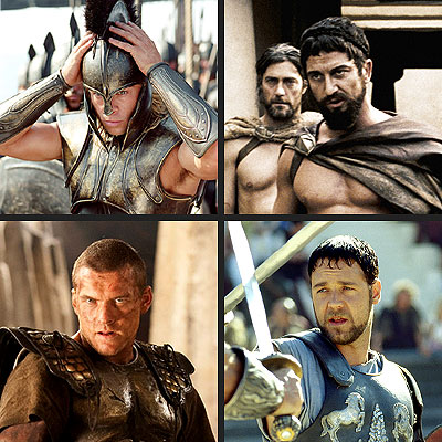 POLL: Who's the Sexiest Gladiator?