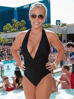 Kendra Wilkinson Likes Her Curvier Body