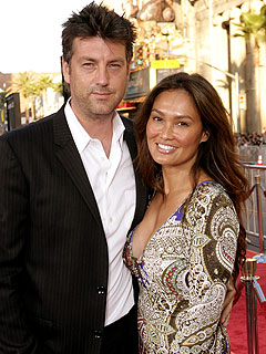 Tia Carrere Files for Divorce