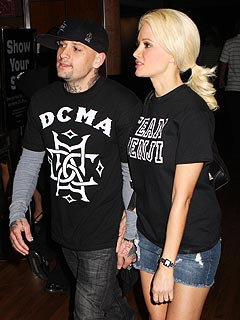 Holly Madison Calls Benji Madden &#39;Hot, Sweet and Smart&#39; | Benji Madden, Holly Madison