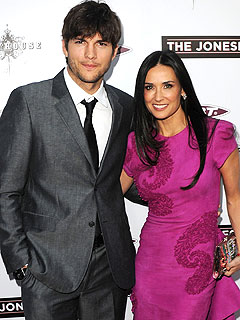 Demi Moore and Ashton Kutcher: Working on Marriage in Israel?