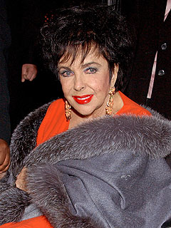Elizabeth Taylor Hospitalized with Heart Problems