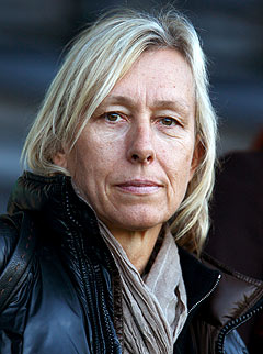 Martina Navratilova Has Breast Cancer