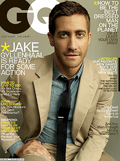 Jake Gyllenhaal Is 'Okay' with Being Single – for Now
