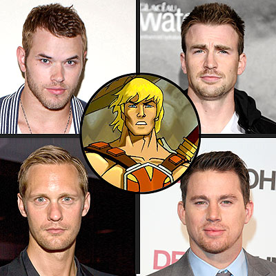 POLL: Who Should Play He-Man in the New Movie?