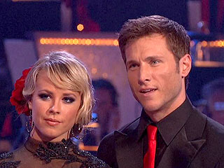 Jake Pavelka Says Tearful Goodbye to Dancing with the&nbsp;Stars
