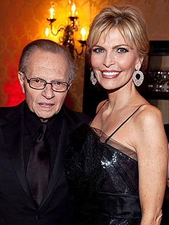Larry King and Wife Not Divorcing | Larry King