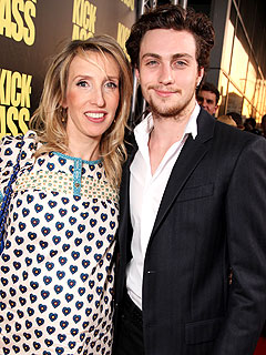 Kick-Ass Star Aaron Johnson's Surprising Romance with Woman Twice His Age