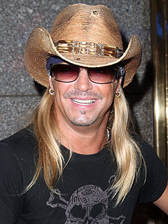 Bret Michaels Denies Having Affair with Miley Cyrus's Mom Tish
