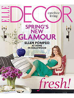 Ellen Pompeo Says Her Home 'Is Perfect for Our Family'