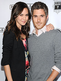 Dave Annable and Odette Yustman Wed