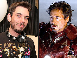 Behind DJ AM's Iron Man 2 Cameo